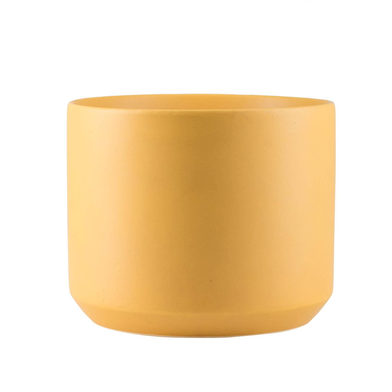 Bilde av Blomsterpotte Avat stor gul