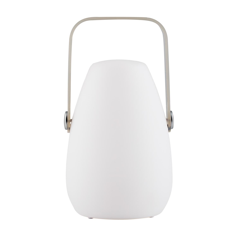 Lampe LED med håndtak