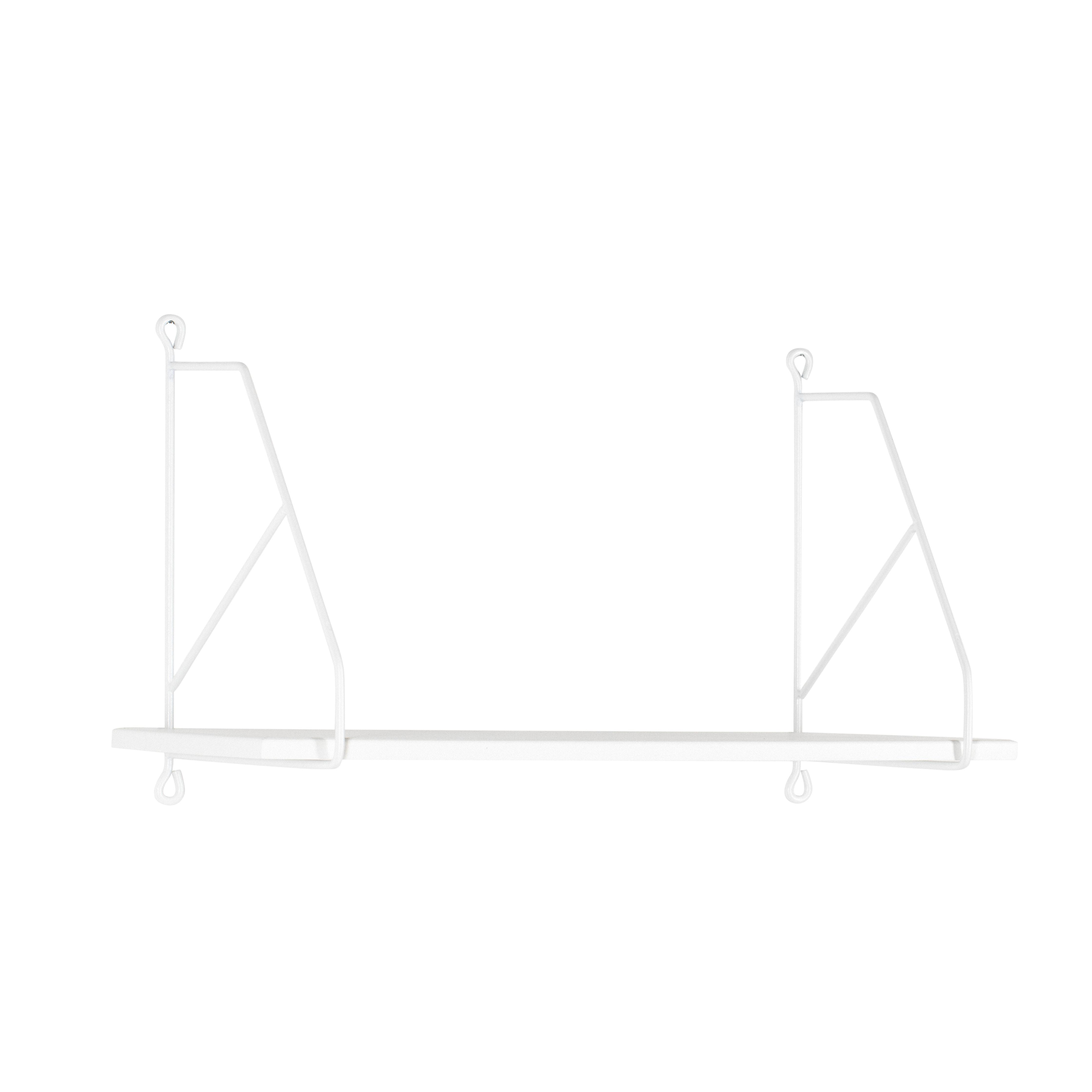 Uvanlig Hylle Karina enkel | Kremmerhuset JQ-72
